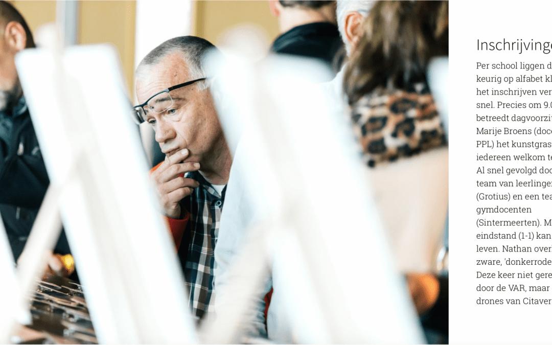 Verslag 2e Onderwijsfestival 5 oktober 2018